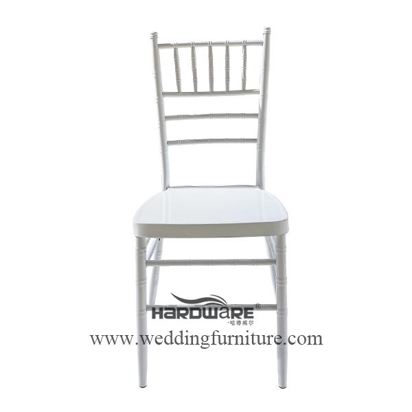 Hot selling metal chiavari bamboo banquet chair