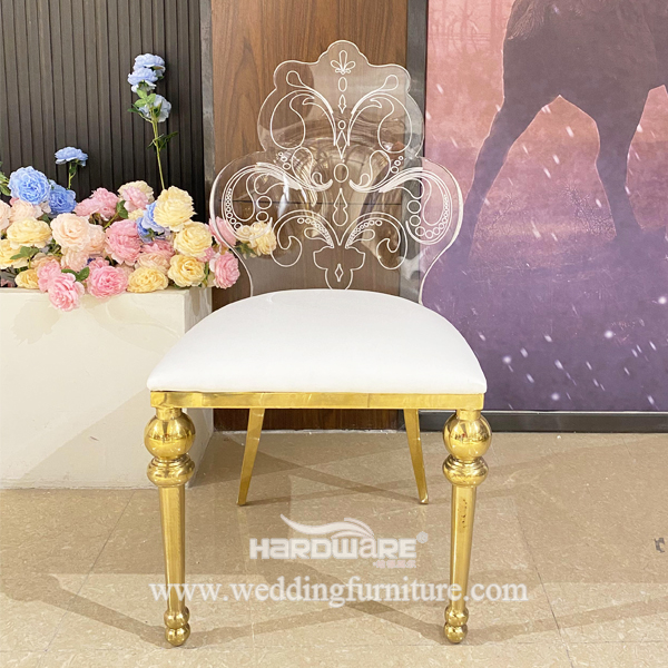 LED Styling Wedding Banquet Chairs