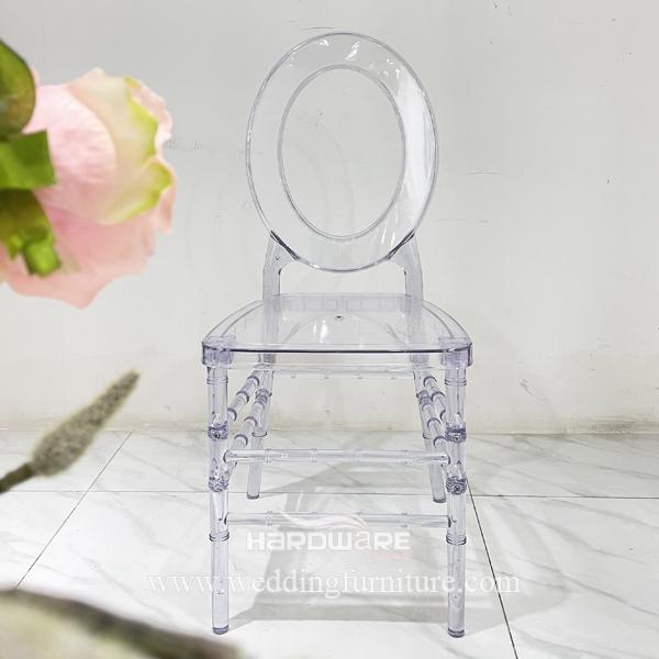 Foshan Transparent Plastic Event Party Chair for Sale